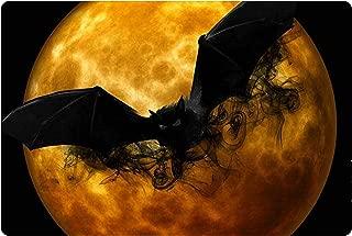 Salabomia Halloween Batman Door Mat Funny Indoor Entrance Floor Mats Non-Slip Front Door/Kitchen/Bedroom Rugs