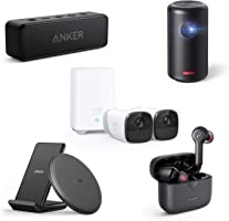Save up to 40% off on Anker, Eufy and Soundcore Wireless Products