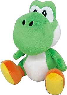 Little Buddy Super Mario All Star Collection 1416 Yoshi Stuffed Plush, 8
