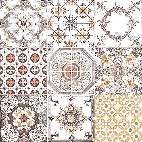 Papel pintado de vinilo UGEPA cocina azulejo, para pared, J95605