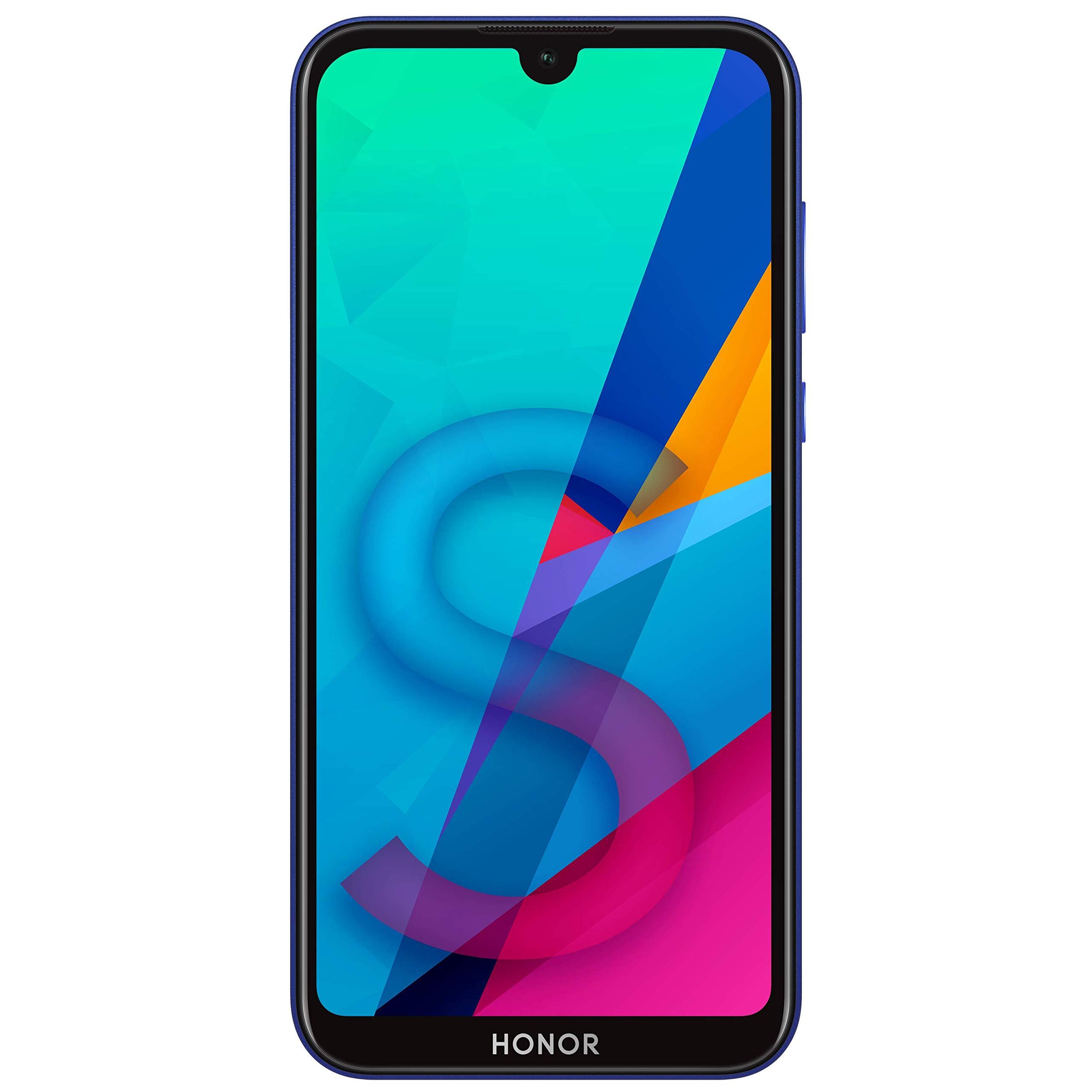 Honor 8S - Smartphone 32GB, 2GB RAM, Dual Sim, Blue: Amazon.es: Electrónica