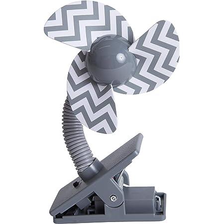 Dreambaby Poussette fan blanc//bleu 2 comte