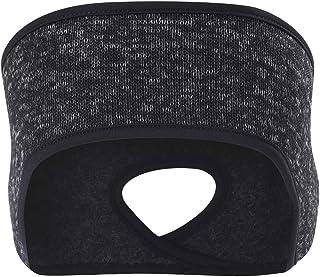 Women's Ponytail Headband Ear Warmer Head Wrap Yoga Hair...