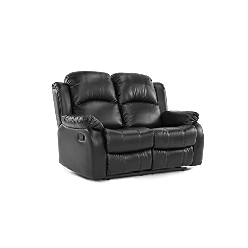 Remarkable Reclining Leather Loveseat Amazon Com Machost Co Dining Chair Design Ideas Machostcouk