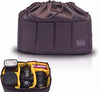 Selens High-Capacity Shockproof DSLR SLR Camera Padded Bag Case Partition Camera Insert, Make Your Own Camera Bag