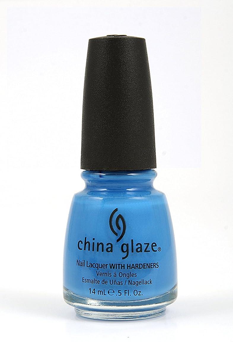 驚き応用[China Glaze] 80903 スカイ?ハイ?トップ (Kicks)
