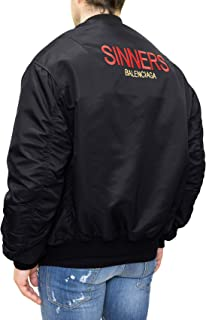 Balenciaga Sinners Bomber Aviator Jacket