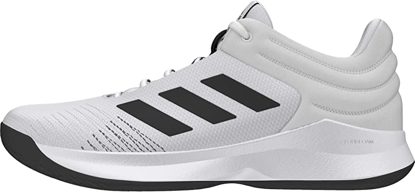 adidas Pro Spark Low 2018, Chaussures de Basketball Homme