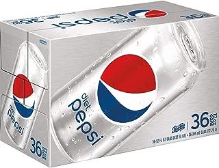 Pepsi Diet Cola, 12 Fl Oz, 36 Count