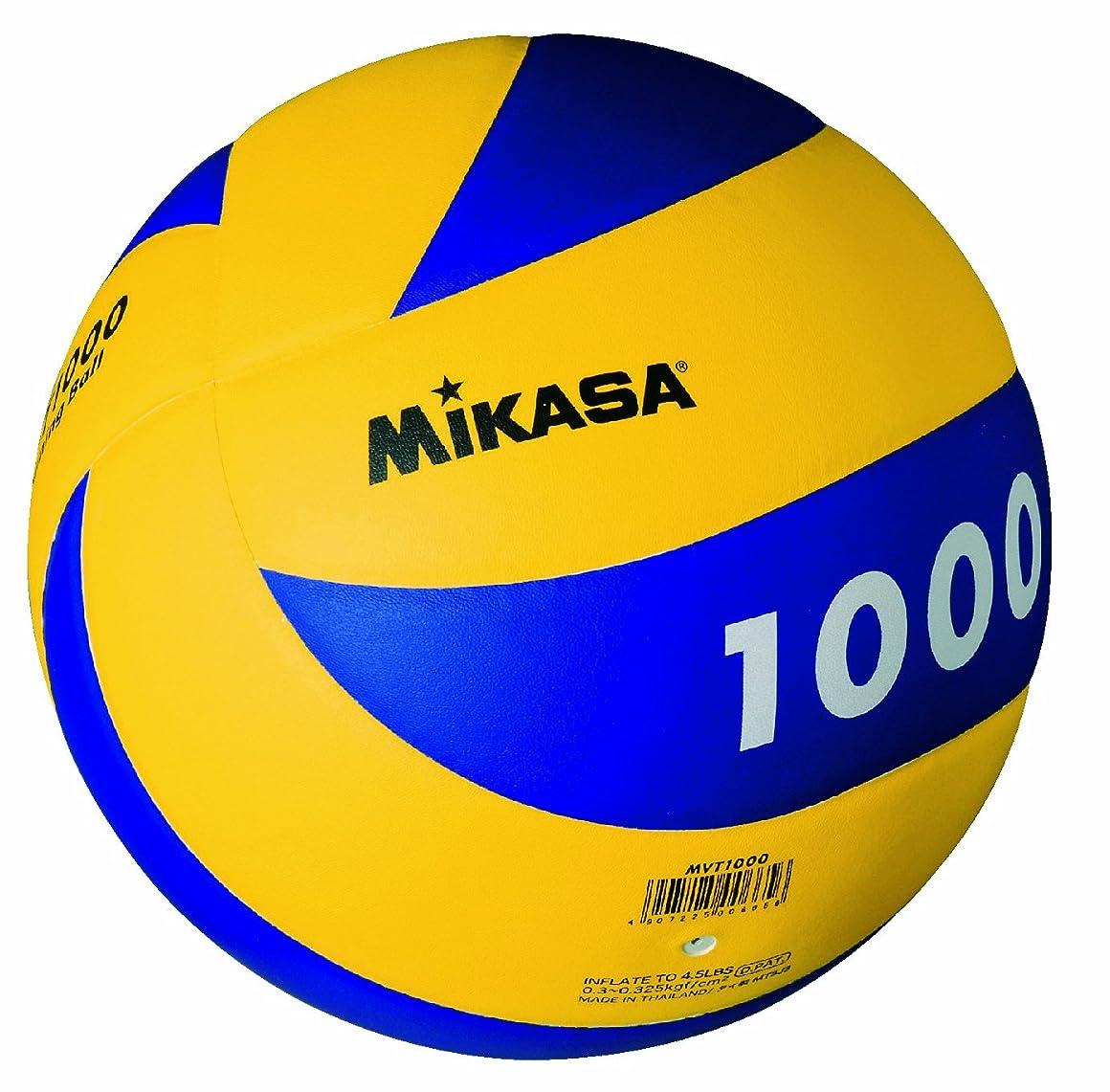 ジョージスティーブンソン変成器お金ミカサ バレーボール トレーニングボール5号 1000g 一般/大学/高校用 MVT1000