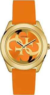 Guess g twist reloj para Mujer Analógico de Cuarzo con brazalete de Silicona W0911L4