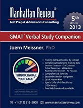 Manhattan Review GMAT Verbal Study Companion [5th Edition]