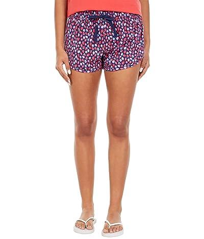 Southern Tide Strawberry Lounge Shorts