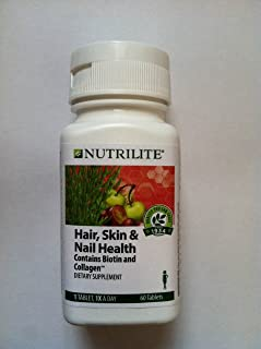 NUTRILITE® Complex for Hair, Skin & Nails (60 Tablets)