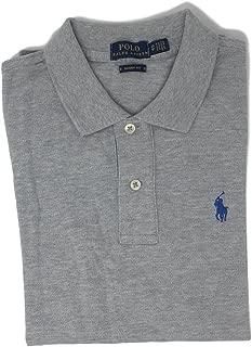 Womens Skinny Polo Pony Logo T-Shirt (L, TaylorHea)
