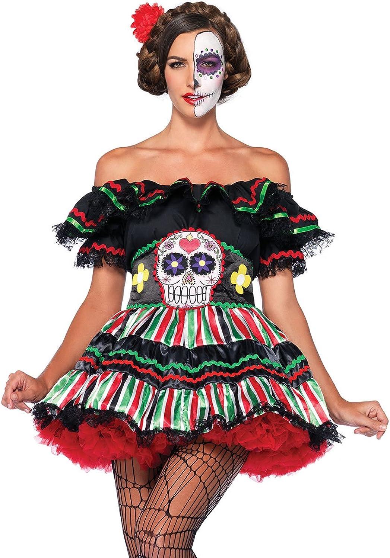 gran selección y entrega rápida Leg Avenue - Disfraz Disfraz Disfraz para niña a partir de 15 años, talla M-L (8529306119)  ventas calientes