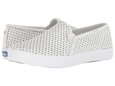 da1b9fe8393 Keds x kate spade new york Double Decker Eyelet at Zappos.com