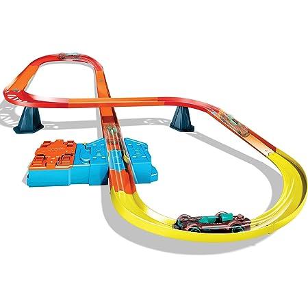 Hot Wheels Track Builder Unlimited Super-8 Kit