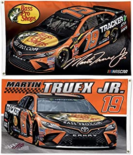 WinCraft Martin Truex Jr. Double Sided Grommet Flag