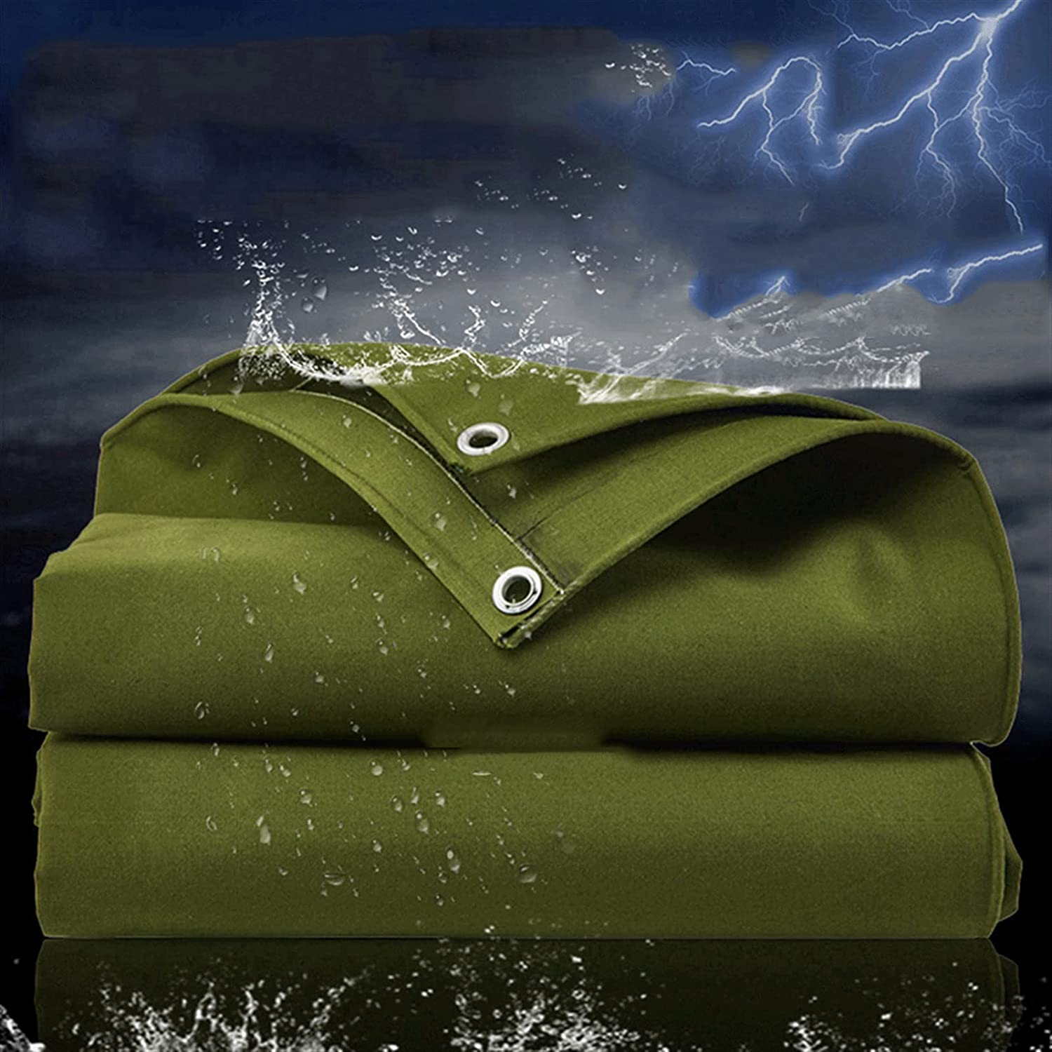 New arrival kengbi Waterproof Cloth for Sunshade Now free shipping ThickenHeavy rain Duty and