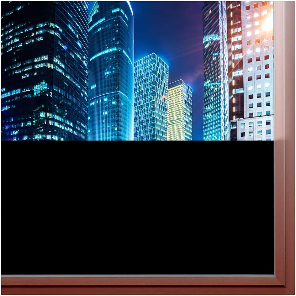 BDF BLKT Window Film Blackout Privacy Super beauty product restock quality Soldering top X 48