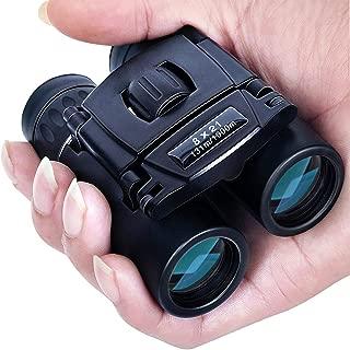 mimi forever 8x21 Compact Zoom Binoculars Long Range 1000m Folding HD Powerful Mini Telescope FMC Optics Hunting Sports Camping