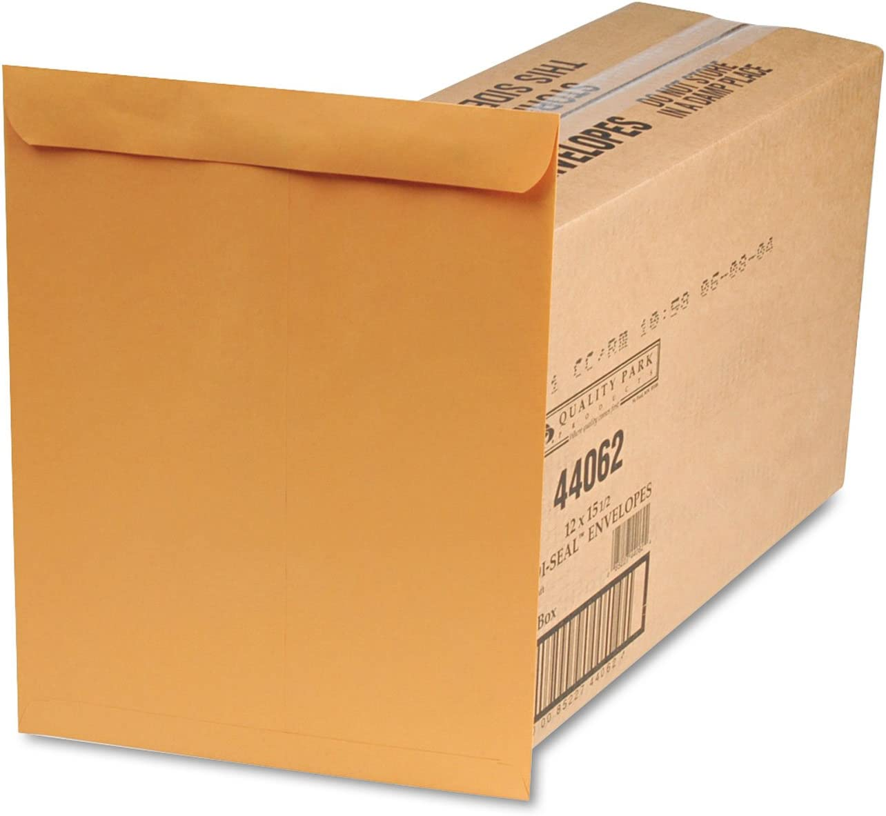 Quality Park Ranking TOP5 44062 Redi-Seal Envelope x15- Plain 28Lb Selling and selling 12-Inch