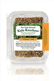 new york naturals kale krackers