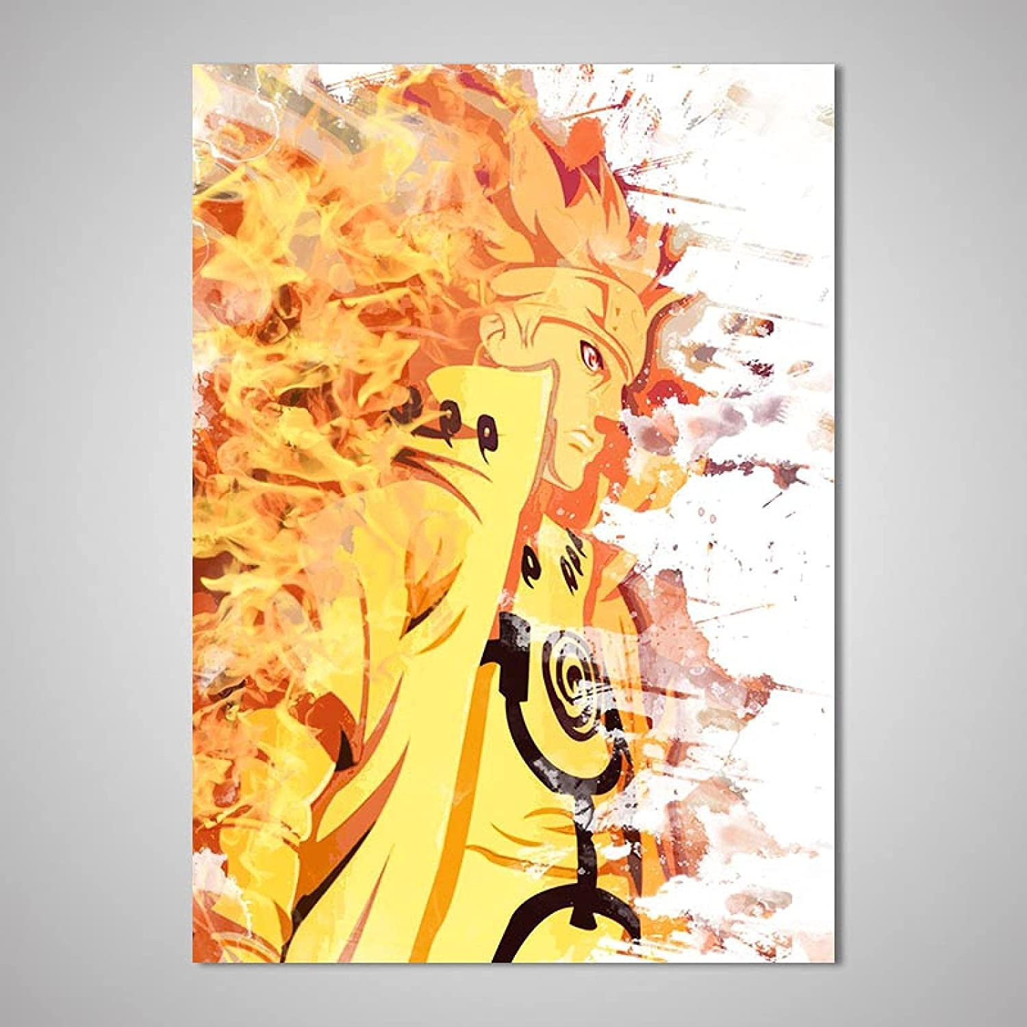 Serious Ninja Canvas Art All items in the store Posters Los Angeles Mall and Wall Painting Print Mod