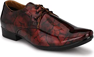 Daris Men's Synthetic Leather Formal Shoes Ethnic Shoes   for Mens & Boys