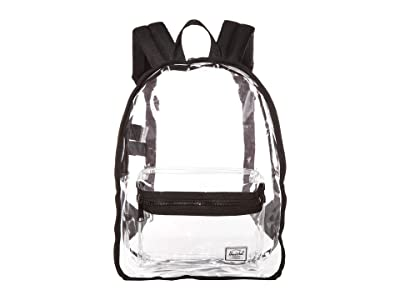 Herschel Supply Co. Classic Mid-Volume (Black/Clear) Backpack Bags