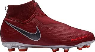 Nike JR Phantom VSN Academy DF FG/MG-Red 1.5Y