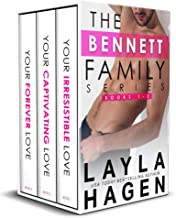 The Bennett Family Boxed Set (Books 1-3)