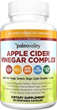 Sponsored Ad - Paleovalley: Apple Cider Vinegar Complex - Digestive Support - 90 Capsules - Organic Ingredients - Help Sta...