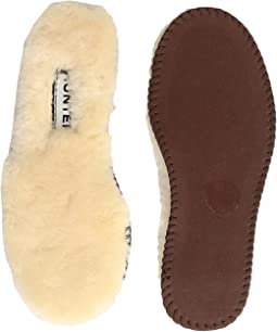 Hunter Kids - Luxury Shearling Rain Boot Insole (Toddler/Little Kid)
