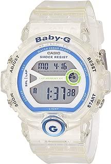 Casio Baby-G Women's Grey Dial Rubber Band Watch - BG6903-7D
