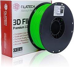 Filatech ABS Filament, Lumin Dark Green, 1.75mm, 1 kg, Made in UAE