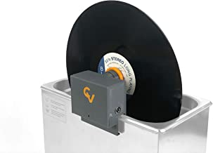 CleanerVinyl EasyOne: Ultrasonic Cleaner Attachment for Vinyl Record Cleaning - Easy to Use and Expandable