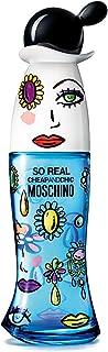 Moschino Moschino So Real Women'S Eau de Toilette Spray 50ml