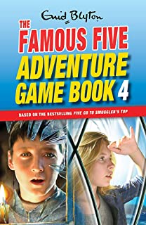 Famous Five: Adventure Game Books: Escape from Underground: Book 4