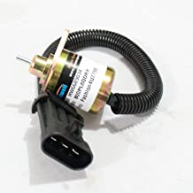 Holdwell Fuel Solenoid for Bobcat T2250 A300 A770 S220 S250 S300 S750 S770 S850 T250 T300 T320 T750 T770 T870