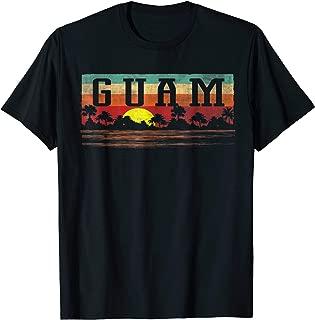 Vintage Guam Shirt - Tropical Guam T Shirt