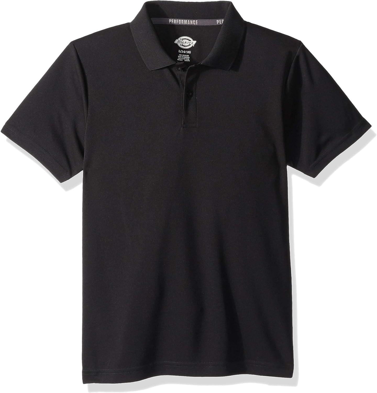 Dickies Boys' Big Performance Polo Shirt