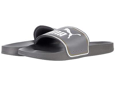 PUMA Leadcat FTR (Castlerock/Puma White) Shoes