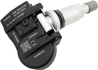 Adaskala Sensor do sistema de monitoramento da pressão dos pneus (TPMS) 36106881890/36106856209/6855539 Substituição