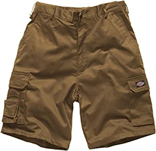 Dickies Redhawk Mens Cargo Style Shorts Branded Workwear Casual Side Pockets Back Pockets