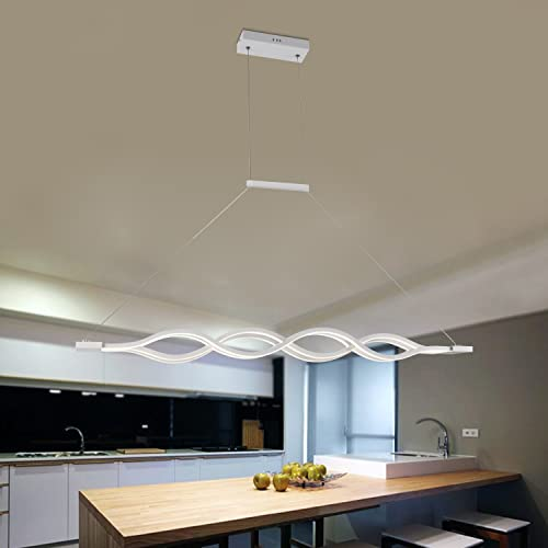 Adjustable Height Kitchen Light Fixture: Amazon.com