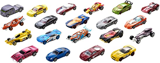 Hot Wheels 20 Car Gift Pack (Styles May Vary), Standard Packaging