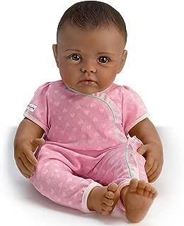 The Ashton - Drake Galleries So Truly Mine Lifelike Play Baby Doll of Ashton Drake