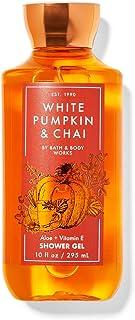 Bath and Body Works White Pumpkin Chai Shower Gel Wash 10 Ounce